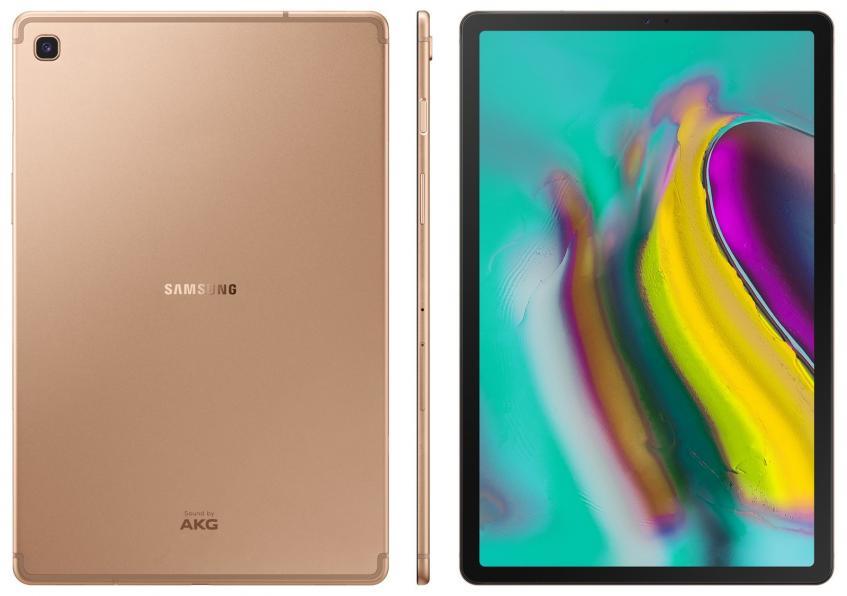 Samsung представила планшет Galaxy Tab S5e - 2