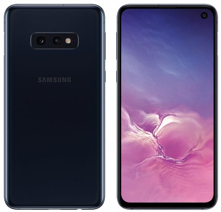 Смартфоны Samsung Galaxy S10 и S10E предстали на качественных рендерах
