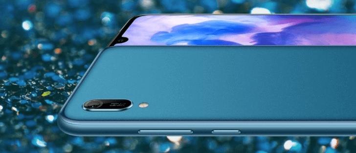 Дешевый смартфон Huawei Y6 Pro 2019 оснащен SoC Helio A22 и Android 9.0 Pie