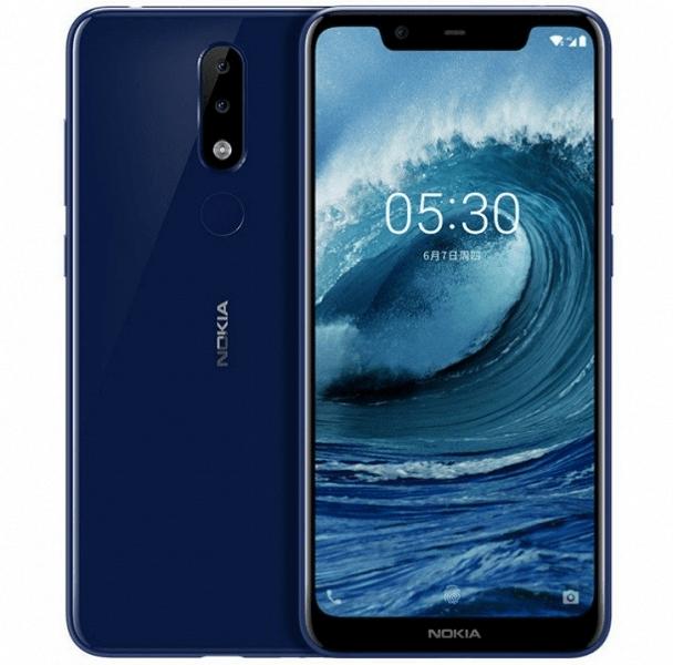 Nokia 5.1 Plus с 6 ГБ ОЗУ и 64 ГБ флэш-памяти выйдет 7 февраля по цене 0