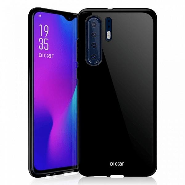 Слухи о странной компоновке камеры смартфона Huawei P30 Pro опровергли