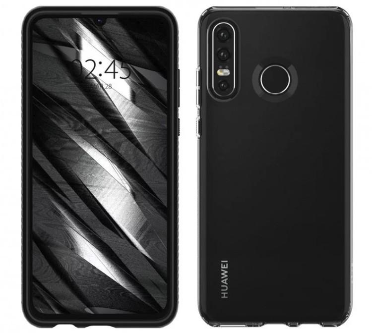 Смартфон Huawei P30 Lite получит тройную камеру