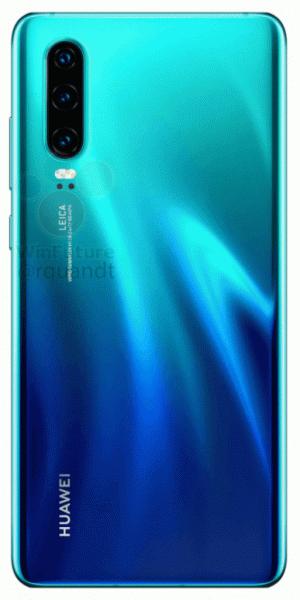 40-ваттную зарядку получит только Huawei P30 Pro, но не Huawei P30