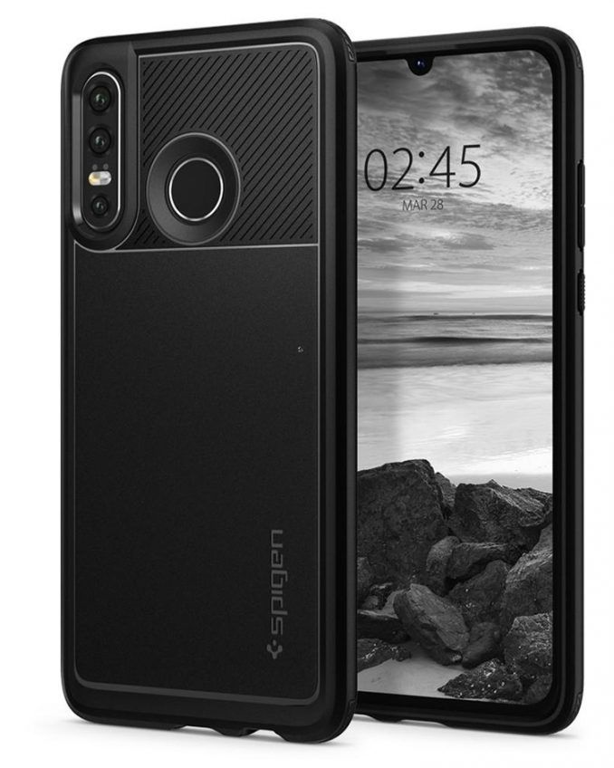 Смартфон Huawei P30 Lite будет оснащён 6,15