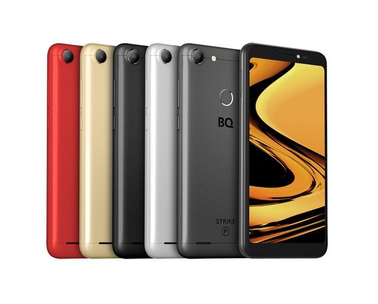 Новые смартфоны BQ-5514G Strike Power и BQ-5514L Strike Power 4G получили мощные аккумуляторы