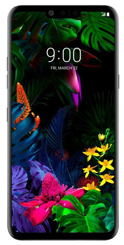 Пресс-рендеры раскрыли дизайн смартфона LG G8 ThinQ со всех сторон