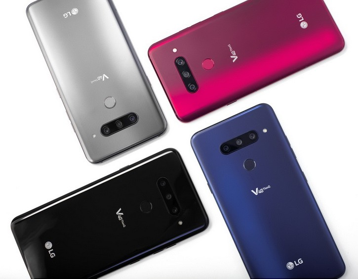 LG не намерена покидать рынок смартфонов