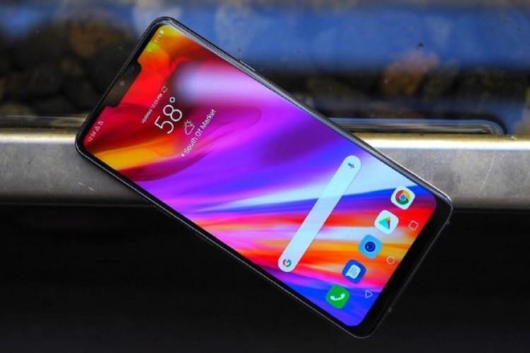 Новинка LG G8 ThinQ - 1
