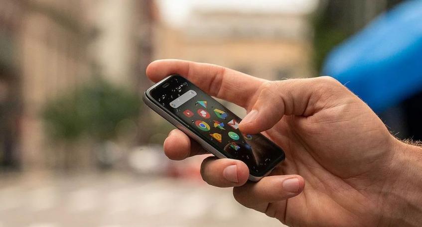 Анонс Palm: современный ультракомпактный смартфон