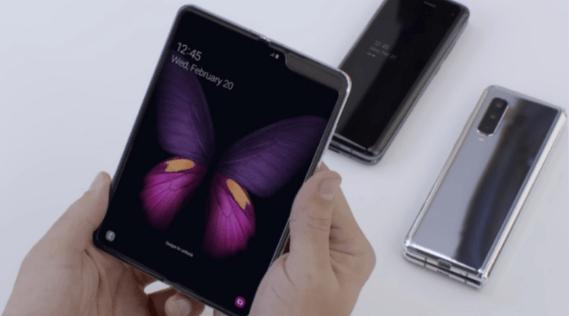 Samsung отвечает на вопросы. Вслед за Galaxy Fold могут появиться сворачивающиеся и складывающиеся в несколько раз смартфоны