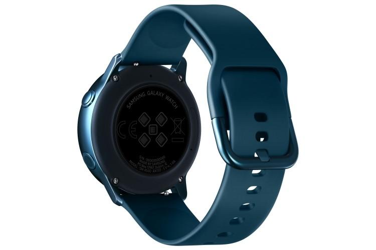 Galaxy Watch Active — элегантные часы с рядовыми возможностями