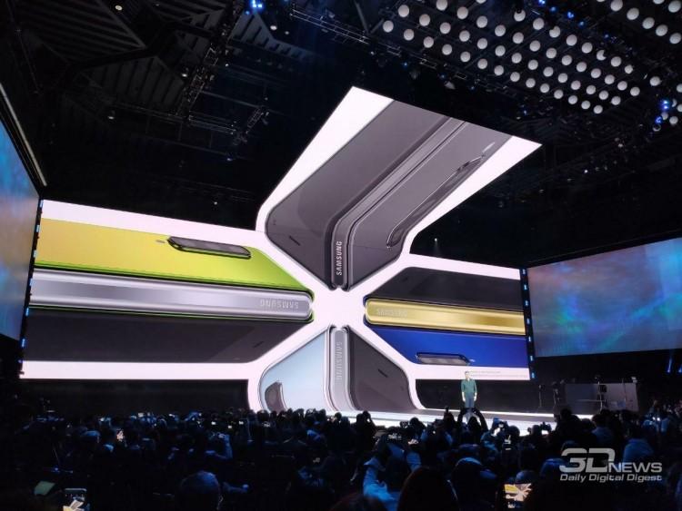 Складной Samsung Galaxy Fold открыл новую категорию смартфонов
