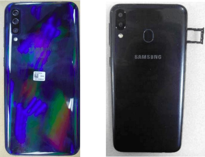 «Живые» снимки Samsung Galaxy A50 и Galaxy A30 – фото 1