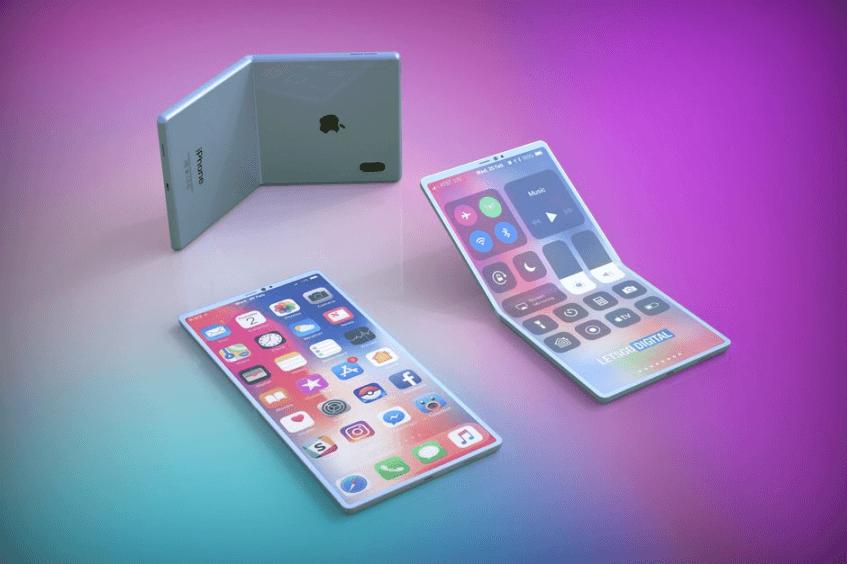 Гибкий Samsung Galaxy Fold может доставить Apple немало проблем