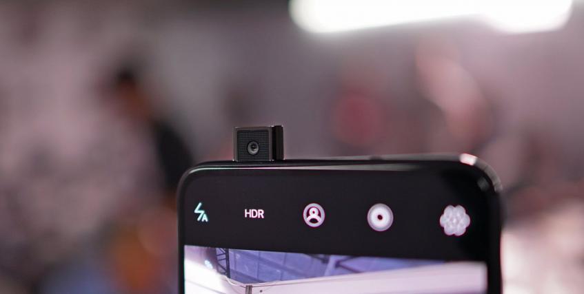 Ни вырезов, ни отверстий: Samsung Galaxy A90 будет первым смартфоном компании с выезжающим модулем фронтальной камеры