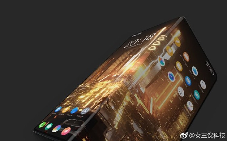 Первым смартфоном бренда Vivo iQOO станет гибкий аппарат