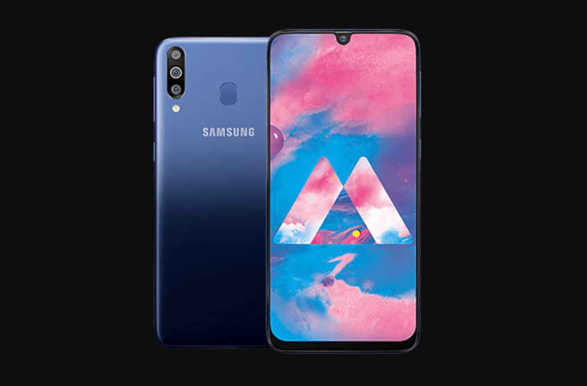 Samsung Galaxy M30 с огромным аккумулятором поступает в продажу