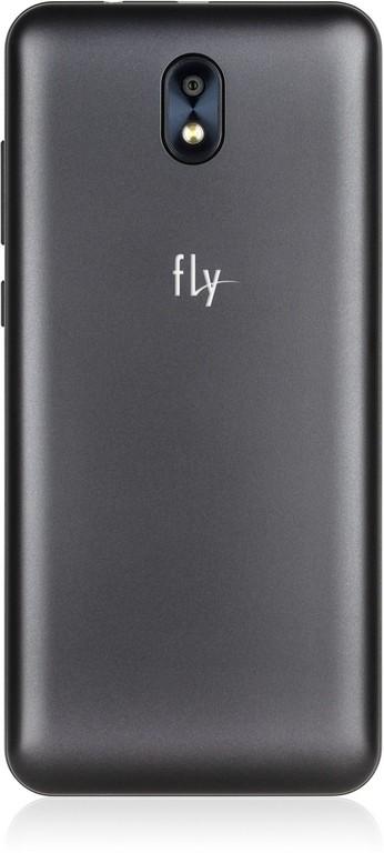 Fly выпустил недорогой смартфон с 5000 мАч в аккумуляторе