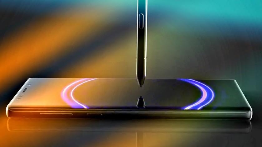 5G-версии смартфона Samsung Galaxy Note10 быть