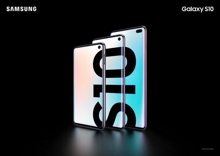 Флагманские смартфоны Samsung Galaxy S10e, Galaxy S10 и Galaxy S10+ уже можно купить в России
