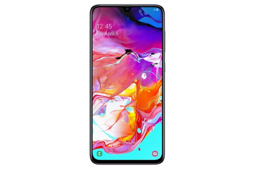 Новые смартфоны Samsung Galaxy A70 и A40 представлены в России