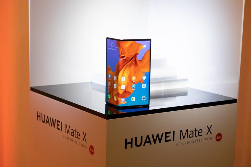 Генеральный директор Huawei считает Samsung Galaxy Fold очень неудачным устройством – фото 1