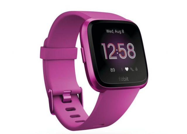 Представлены умные часы Fitbit Versa Lite - 2