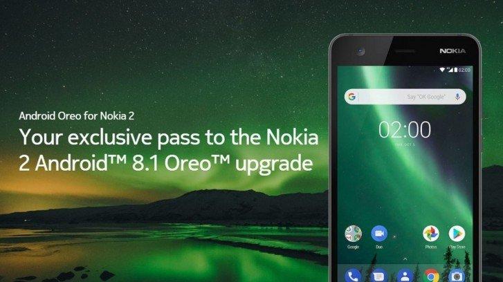Смартфон Nokia 2 можно обновить до Android 8.1 Oreo, но не забывайте о возможных проблемах