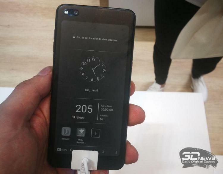 MWC 2019: новые смартфоны Hisense, которые появятся в России