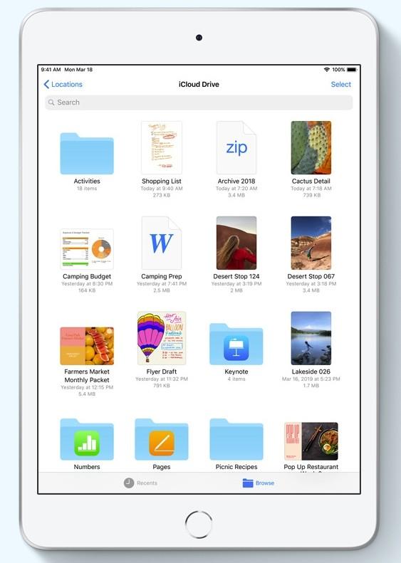 Apple представила новый планшет iPad mini с 7,9-дюймовым экраном Retina