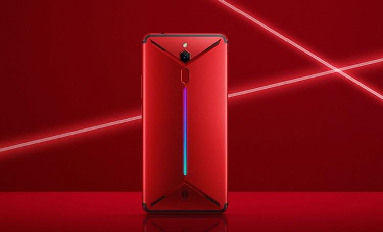 Батарея на 5000 мА·ч и быстрая 30-Вт зарядка: грядёт выход смартфона Nubia Red Magic 3