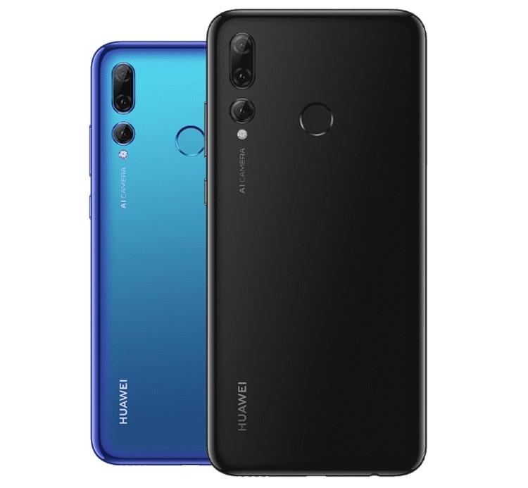 Смартфон Huawei P smart+ 2019 с тройной камерой получил поддержку GPU Turbo 2.0
