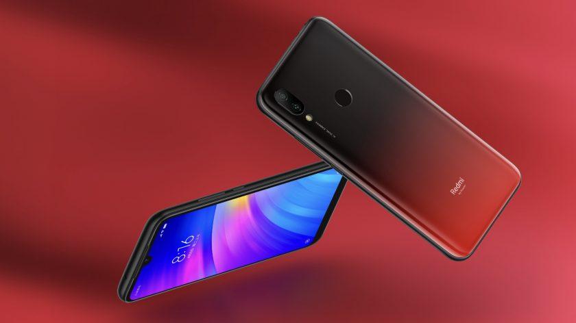 Представлен смартфон Xiaomi Redmi 7