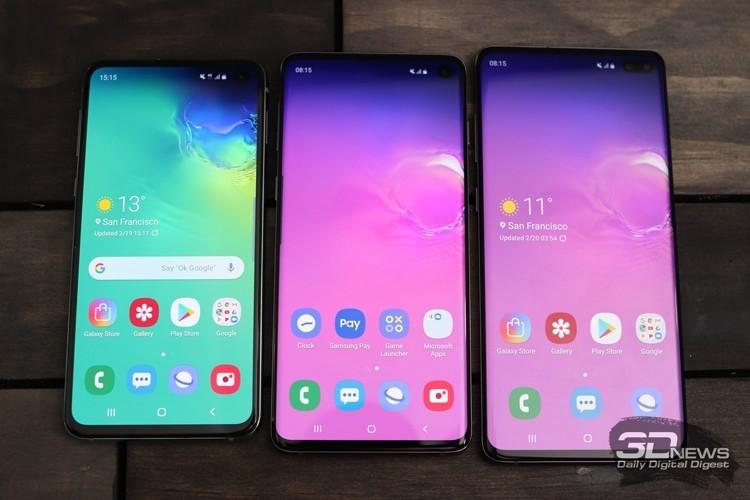 Samsung может выпустить «бюджетный флагманский» смартфон на чипе Snapdragon 855