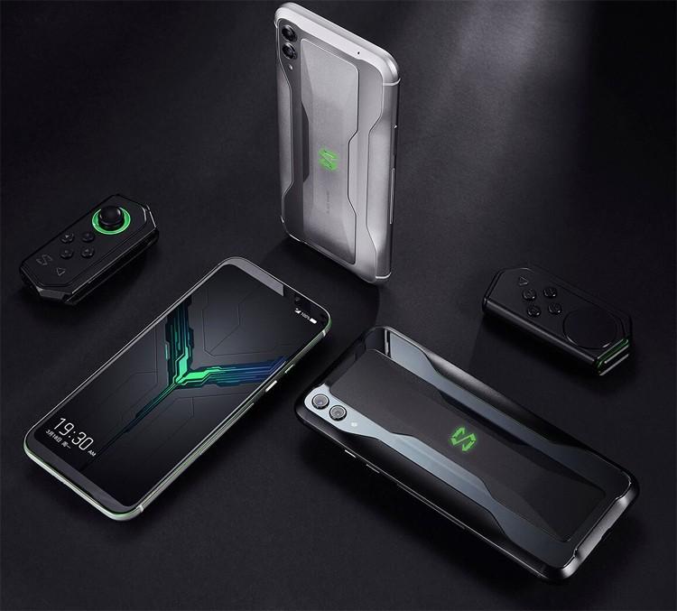 Патентная документация проливает свет на дизайн будущего игрофона Xiaomi Black Shark