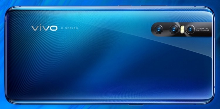 Во всей красе: смартфон Vivo X27 предстал на пресс-рендерах