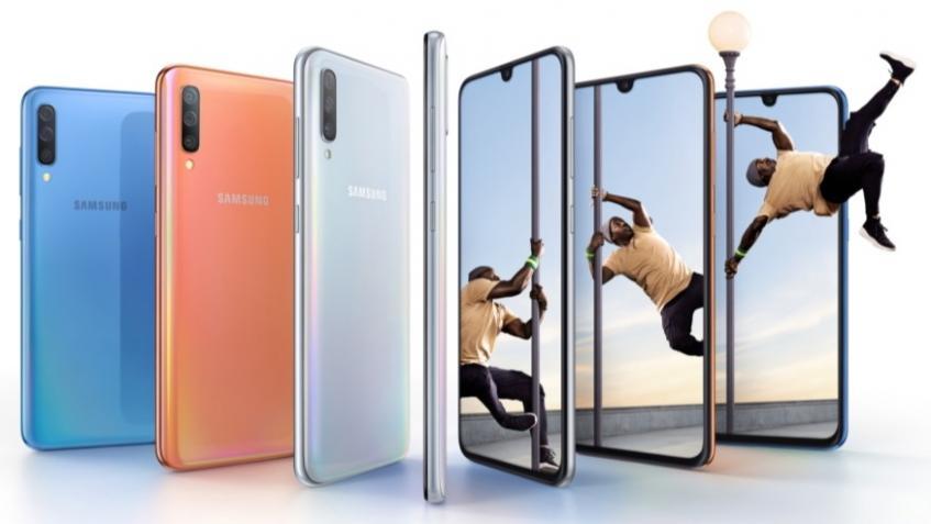 Стали известны цены двух версий Samsung Galaxy A70 перед завтрашним выходом смартфона