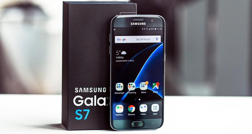 Samsung Galaxy S7 получит обновление до OneUI на Android 9 Pie – фото 1