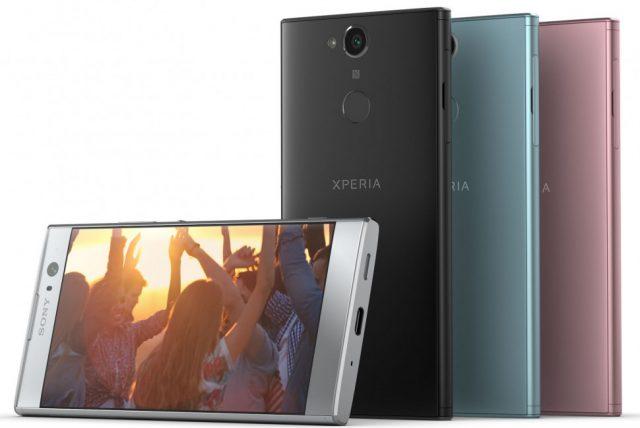 Для смартфонов Sony Xperia XA2 и XA2 Ultra начала распространяться исправленная версия прошивки на базе Android 9.0 - 1