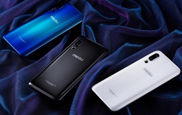 Представлен смартфон Meizu 16s - 1