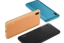 Представлен бюджетный смартфон Huawei Y5 2019 - 1