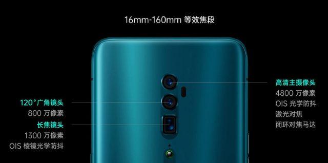 Oppo анонсировала флагманский смартфон Reno - 2