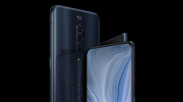 Oppo анонсировала флагманский смартфон Reno - 3