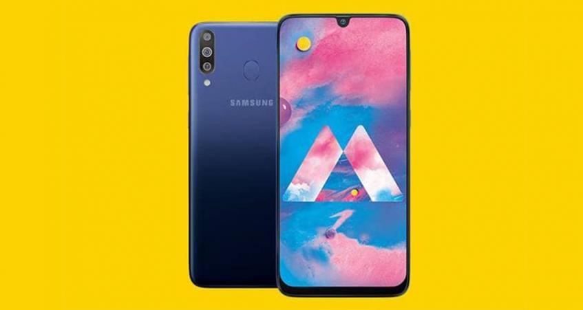 Samsung Galaxy M40 предложит емкую батарейку – фото 1