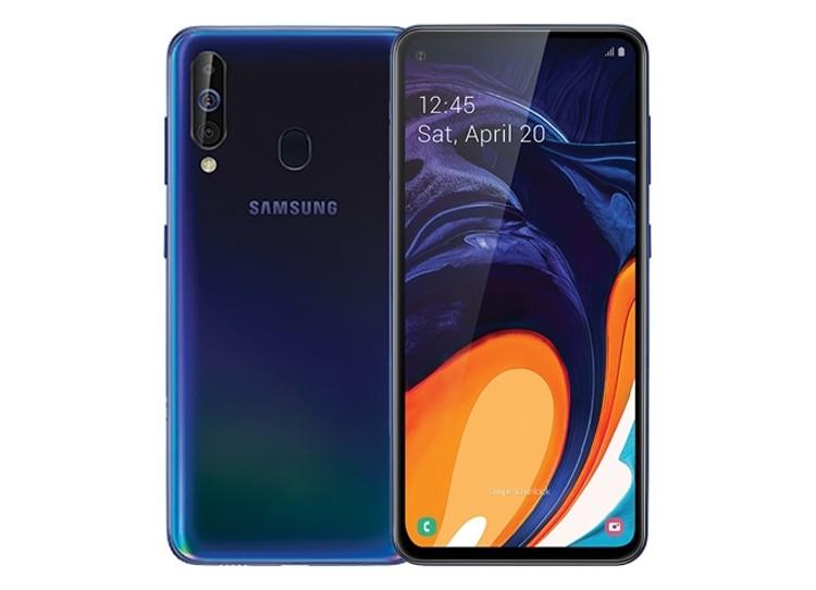 Смартфон Samsung Galaxy A60 с экраном Full HD+ Infinity-O оценён в 0