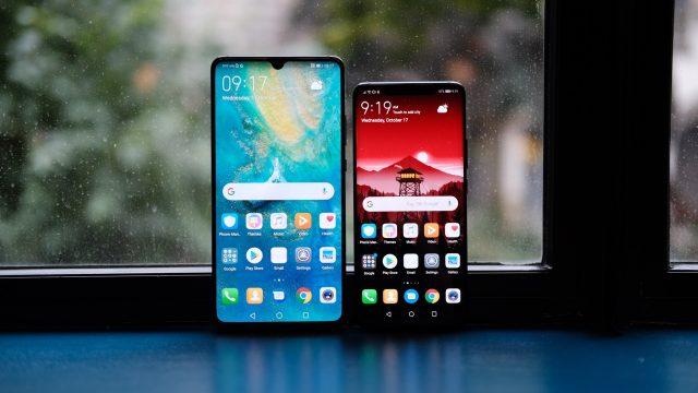Смартфоны Huawei Mate 20 Pro и Mate 20 X получают обновление до EMUI 9.1 - 1