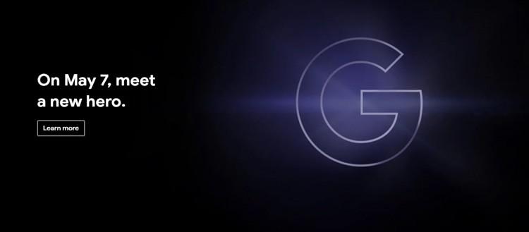 Тизеры намекают на анонс Google Pixel 3a и 3a XL седьмого мая в день старта Google I/O