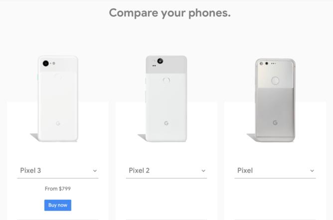 Google Pixel 2 и Pixel 2 XL исчезают с полок магазинов – фото 2