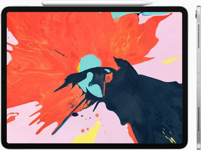 Все больше владельцев планшетов iPad Pro (2017 и 2018) жалуются на проблему с замиранием экрана - 1