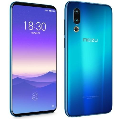 Представлен смартфон Meizu 16s - 2
